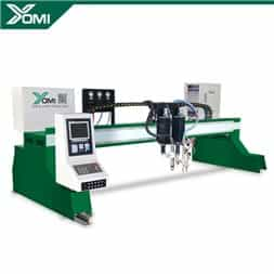 Gantry Metal Plate CNC Plasma And Flame Cutting Machine