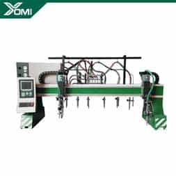 Multi-Torches Gantry CNC Plasma and Flame Cutting Machine