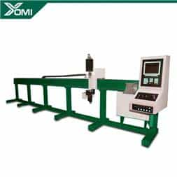 Economic Steel Pipe Plasma And Flame Cutting Machine