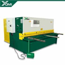 Hydraulic Pendulum Shearing Machine
