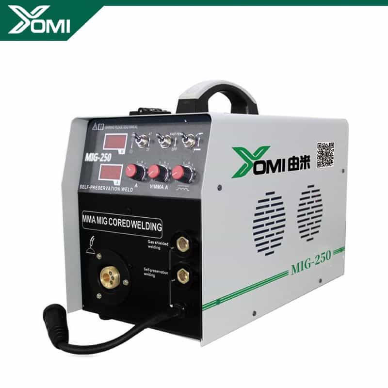 MIG-250(5kg) Inverter CO2 Gas Shielded Welding Machine